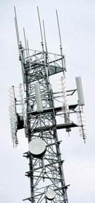 Mobile Broadband UK mast
