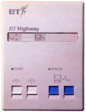BT ISDN Highway Box