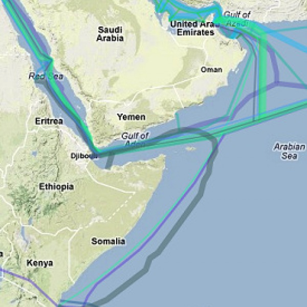 east africa undersea cables
