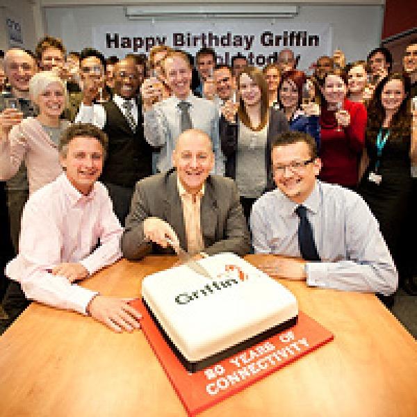 griffin internet uk isp 20th birthday