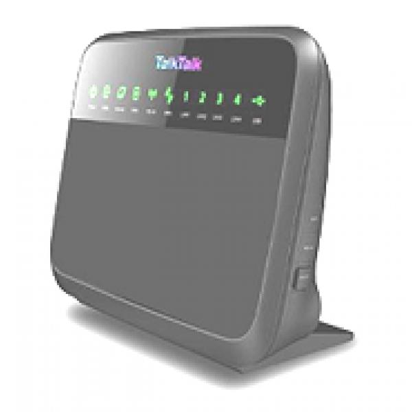 talktalk uk router