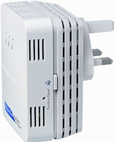 netgear homeplug without pass through