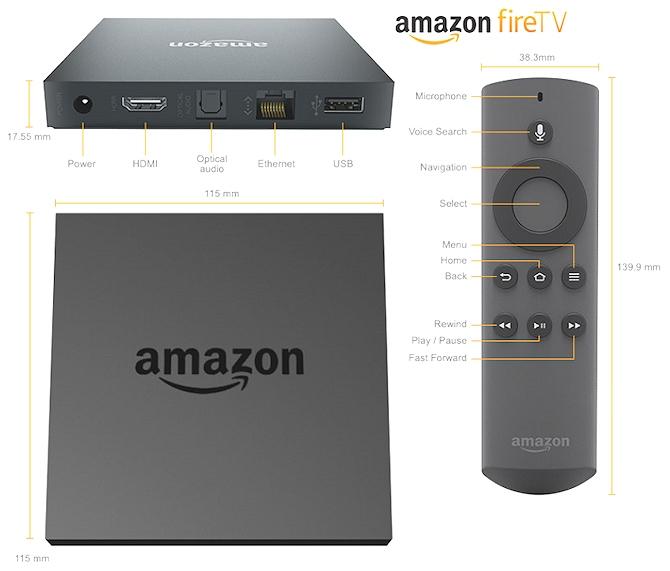 amazon fire tv uk