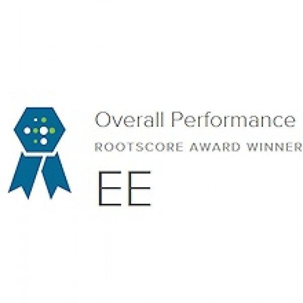 ee rootmetrics mobile broadband uk award