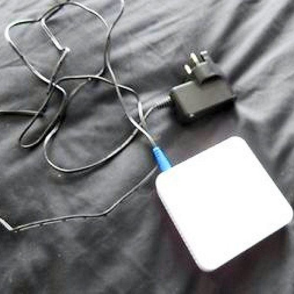 sky wireless booster and power adapter