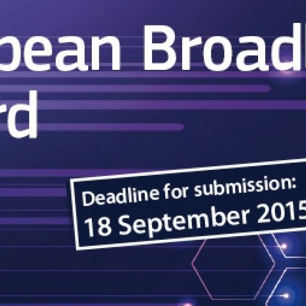 european broadband award