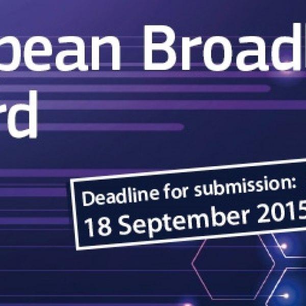 european broadband award