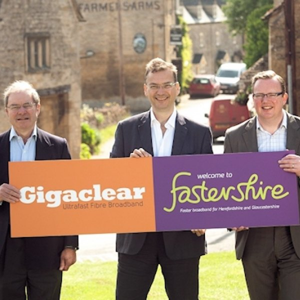 Gigaclear\'s fttp broadband for fastershire in gloucestershire uk