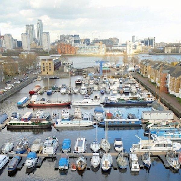 london_south_dock_marina