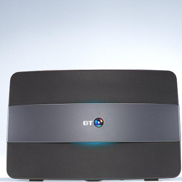 BT Smart Hub Router 2016