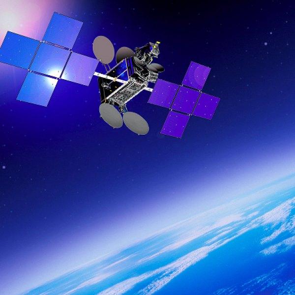 ViaSat 1 satelite spacecraft earth orbit