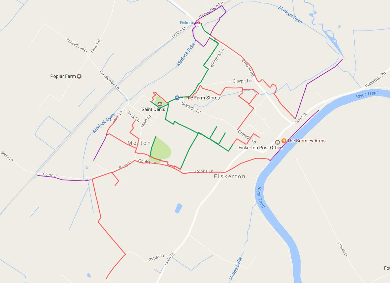 f4rn fibre optic map