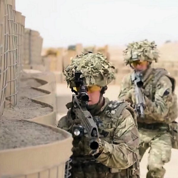 army uk military