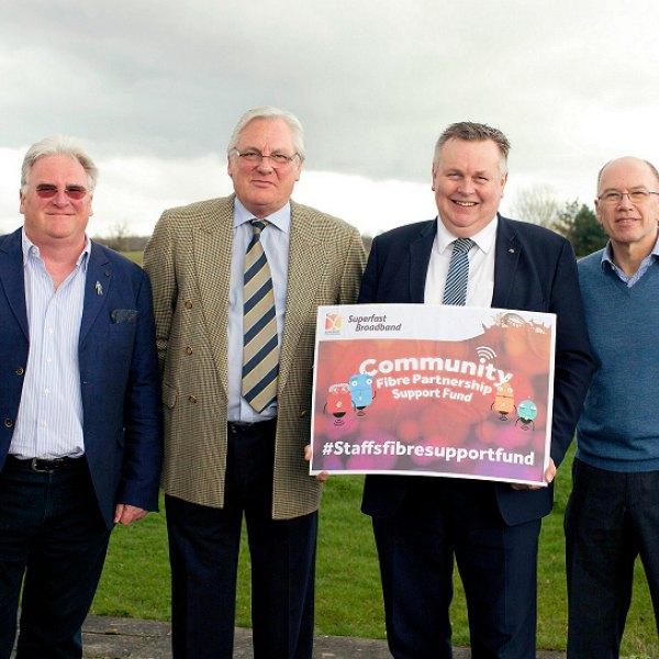 staffordshire community fibre fund