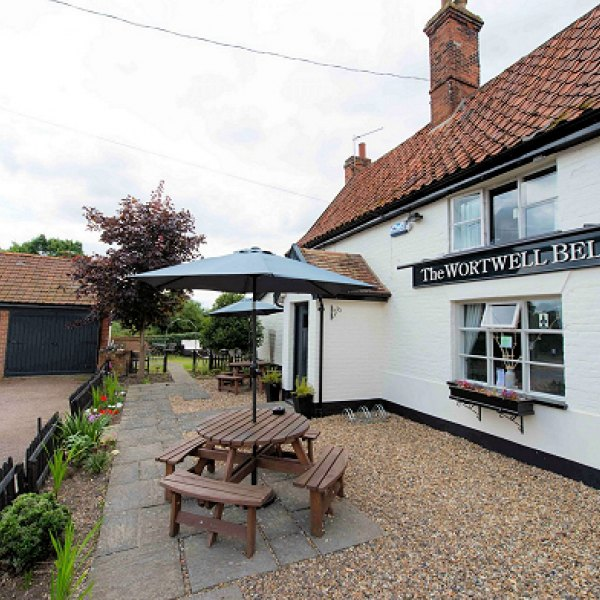 wortwell bell inn in harleston