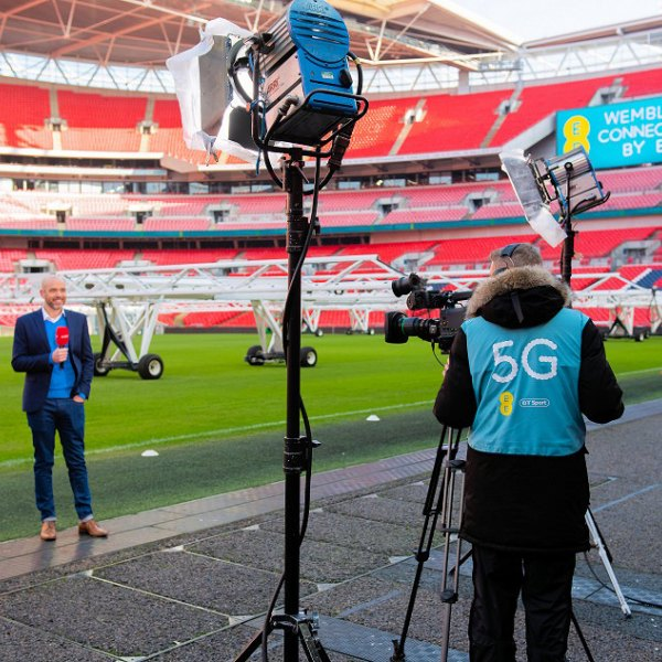 ee 5g wembley test