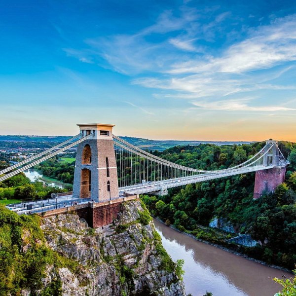 gigaclear clifton suspension bridge