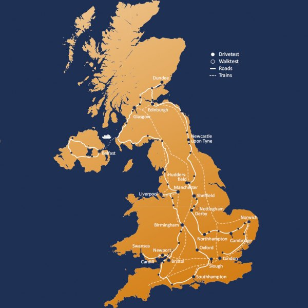 p3 uk map mobile network test