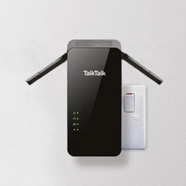 talktalk wifi extender