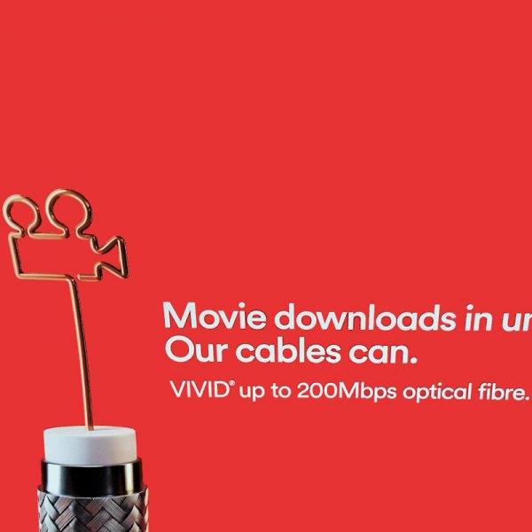 virgin media optical fibre is coax copper