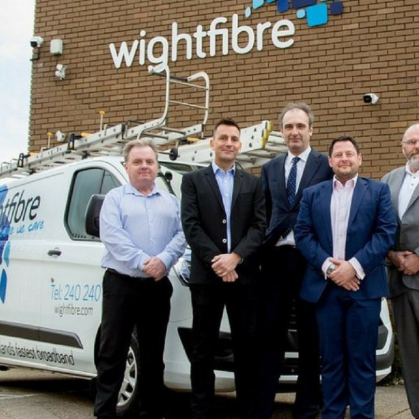 wightfibre isle of wight broadband team