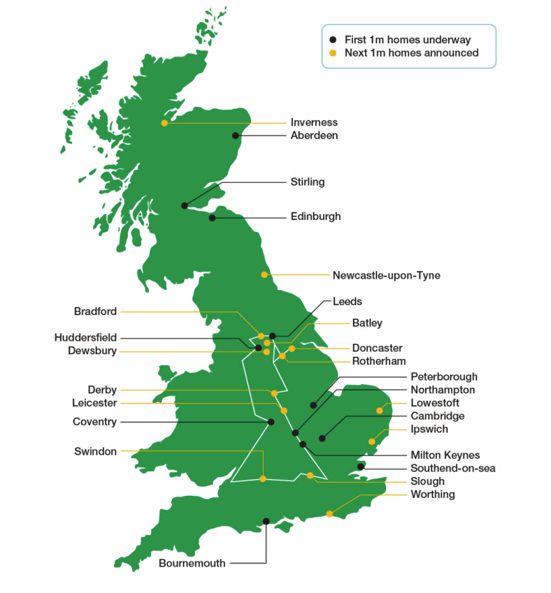 cityfibre phase 2 map uk