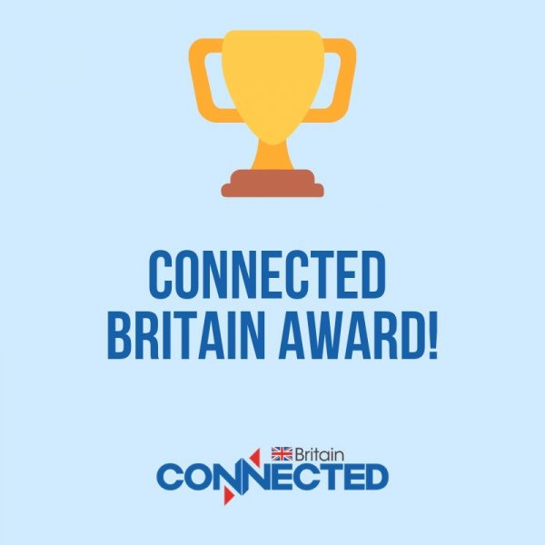 connected britain award