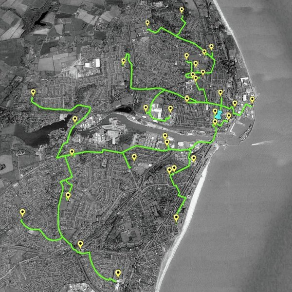 lowestoft dark fibre optic network cityfibre