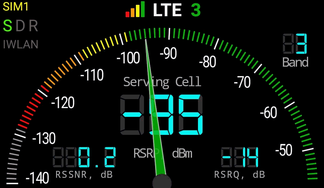 mobile 4g signal