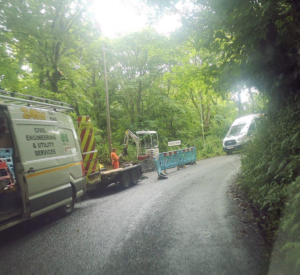 Nolton-Haven-fttp-sewer-repair