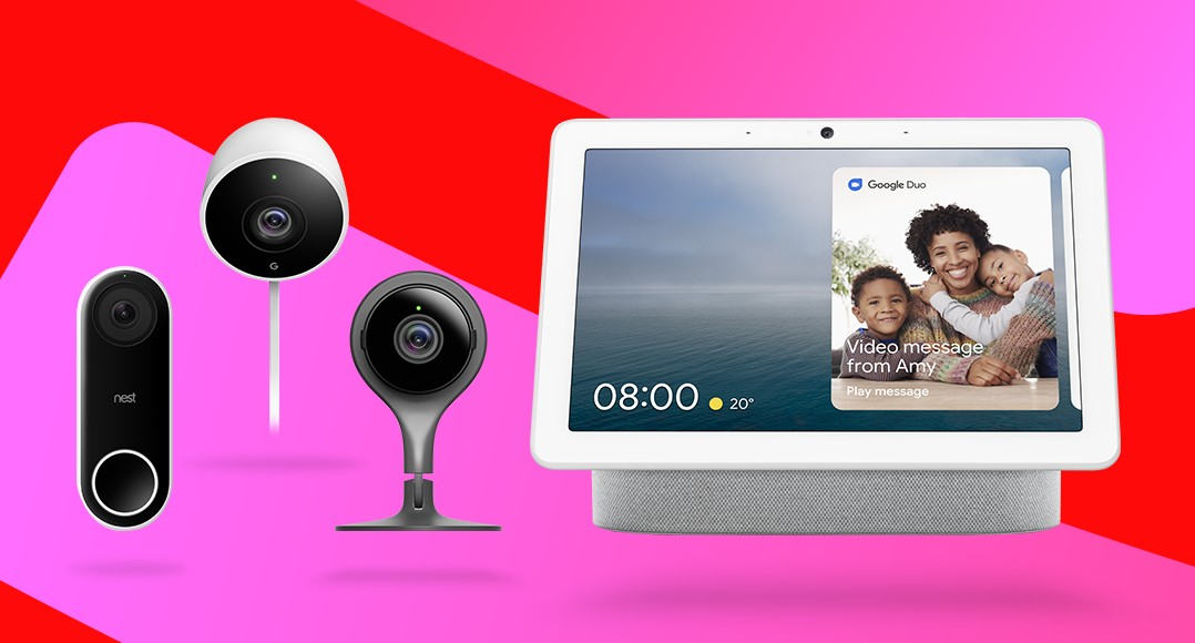 google_nest_products
