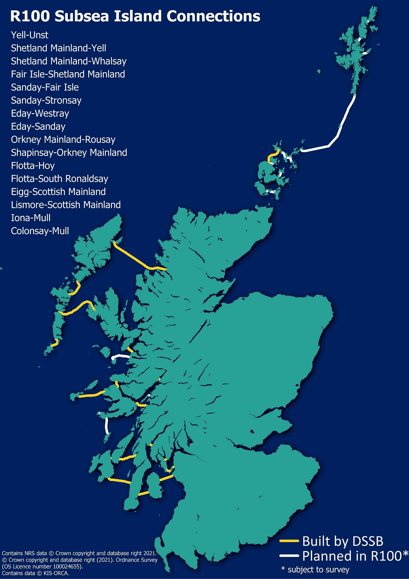 Scotland_R100_Lot1_Subsea_BT_fibre_map