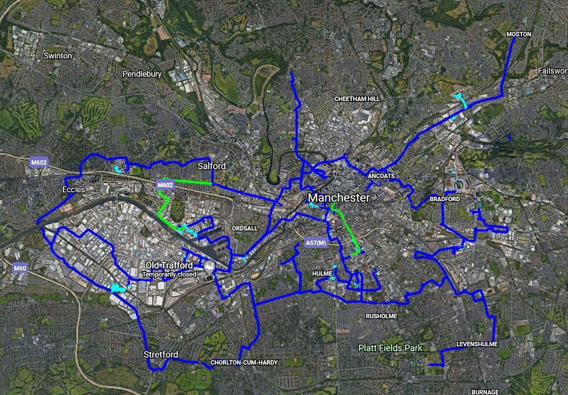 The Loop Map Jan 2021