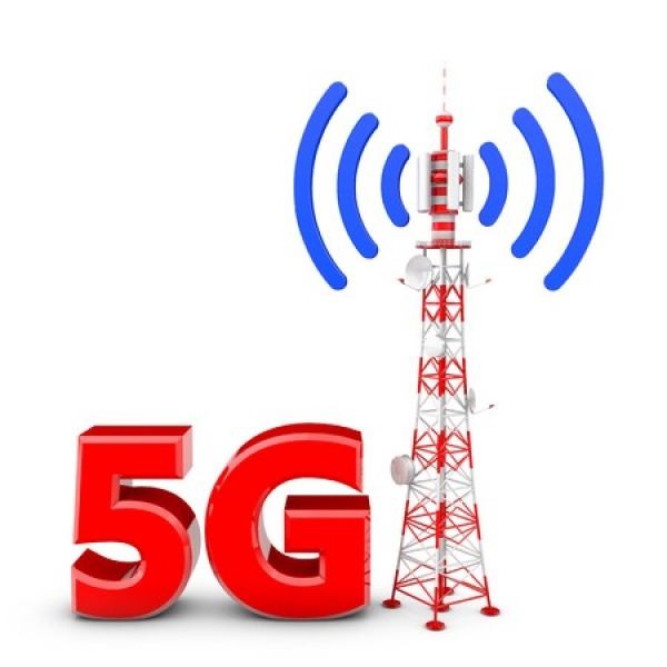 5G Mobile Wireless Radio Mast