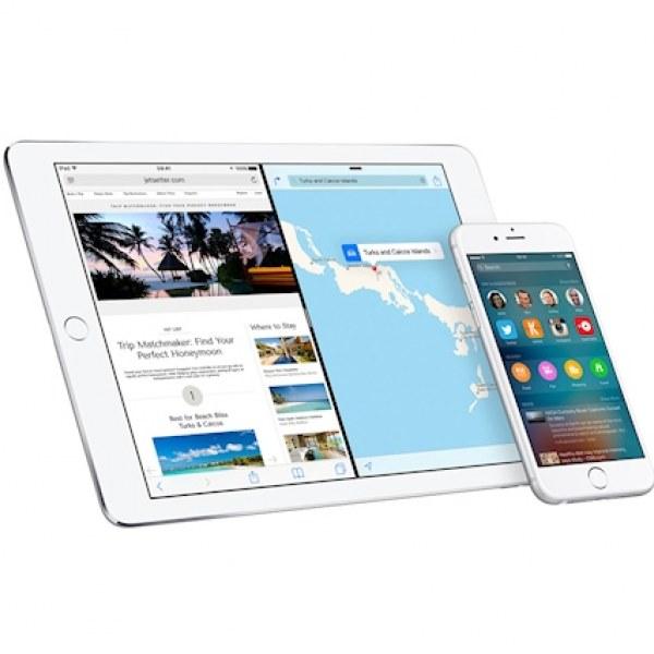 Apple iOS Internet update
