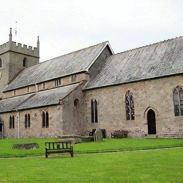 uk church in burghill