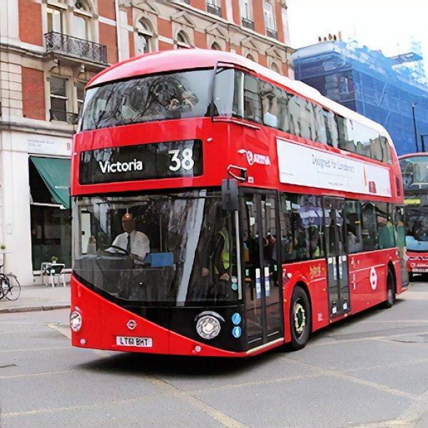 bus routemaster london