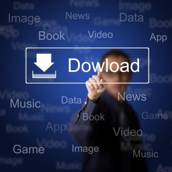 download internet data traffic