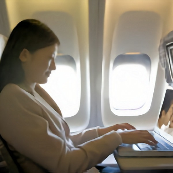 inflight wireless internet
