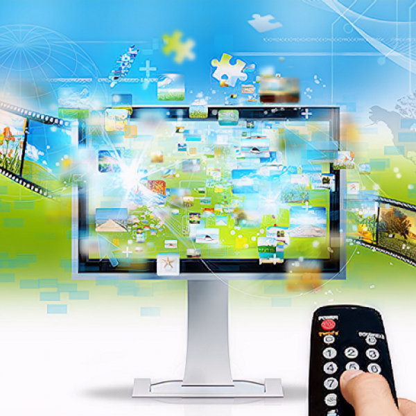 Television iptv video streaming uk