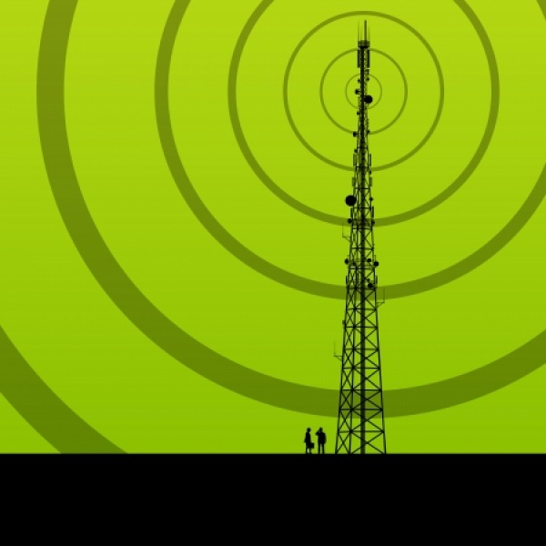 mobile mast tower signal uk