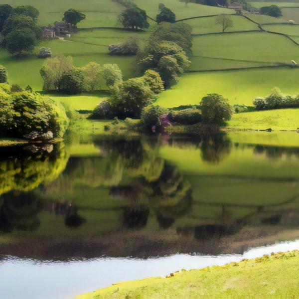 rural countryside uk