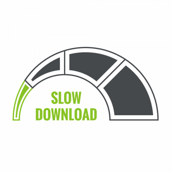 slow internet download