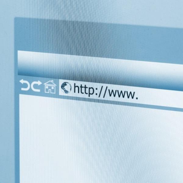website browser http address bar