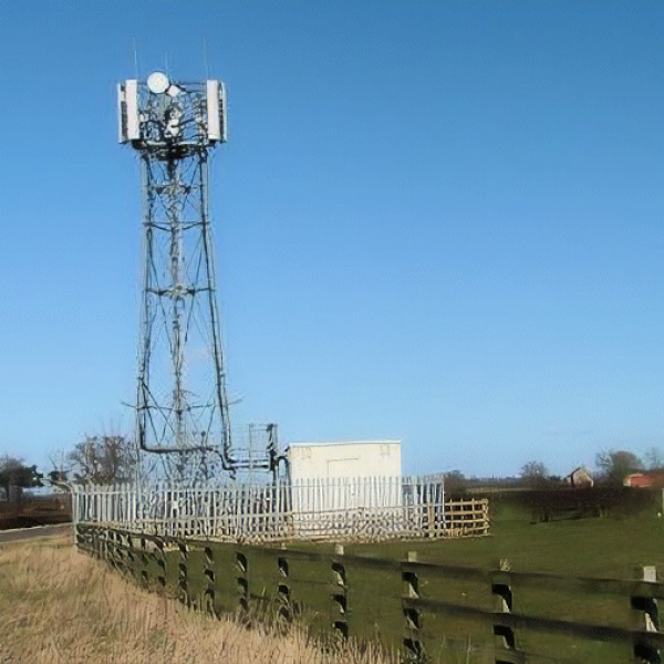wireless broadband internet mast