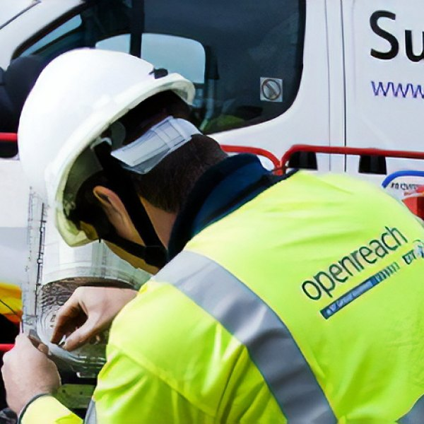 bt openreach uk engineer