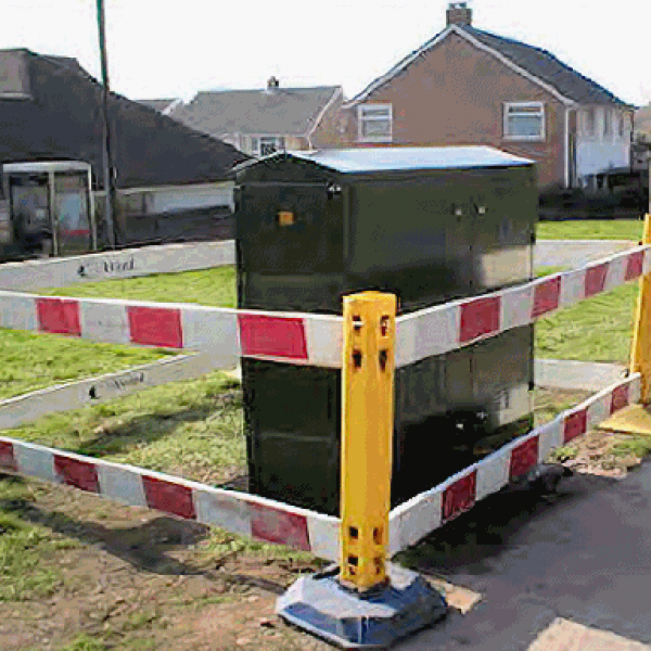 fttc street cabinet under construction