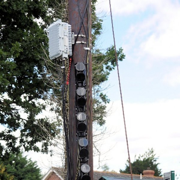 gfast broadband node