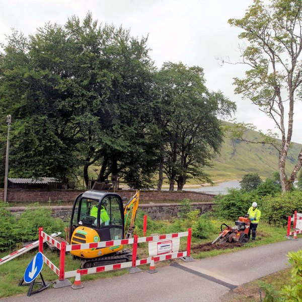 highlands fttp build openreach