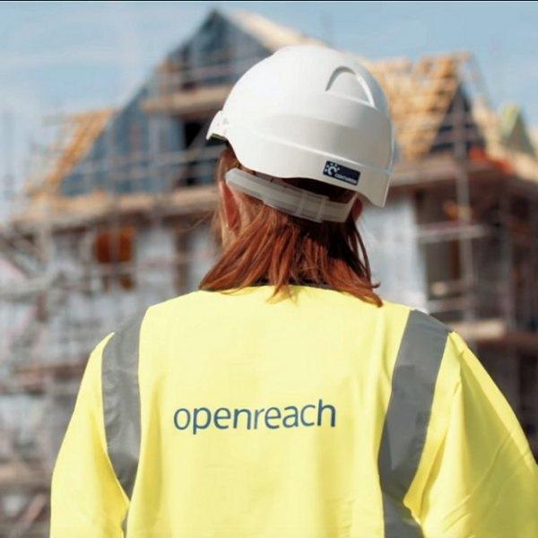openreach 2017 female back engineer